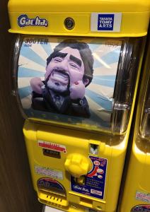 マラドーナ監督フィギュア