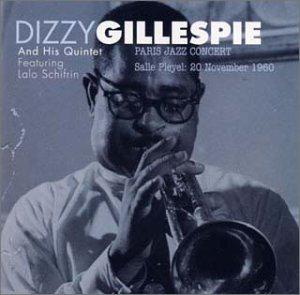 Dizzy Gillespieレコードジャケット