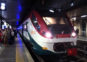 テルミニ駅に到着!