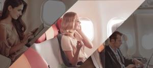 前面からの写真を撮り忘れたのでアリタリア航空のWebサイトから取った