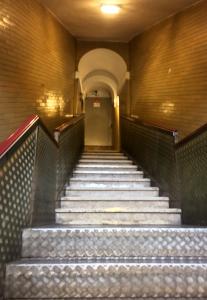 階段がキツクなってきた