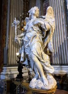 聖イグナチオ教会の彫刻も立派