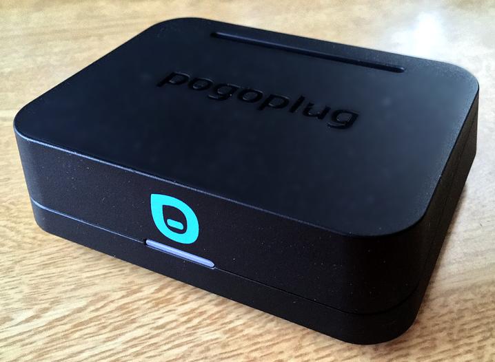 リタイアしたPogoplug Mobile