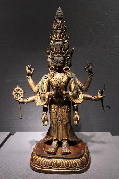 同じくパキスタン・ガンダーラの仏像