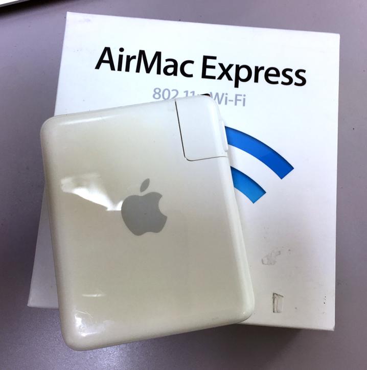 「AirMac Express MB321J/A」