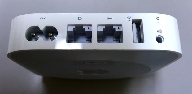 LANポートが2つあるMC414J/Aを購入