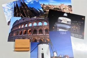 海外旅行の写真をピックアップ