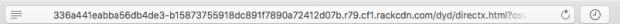 URLがSSLになっていない