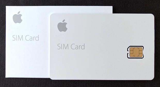 「Apple新宿」で「Apple SIM」を購入