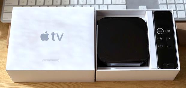 新品並みのキレイさの整備済「Apple TV」